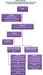 Struktur Organisasi BPPM