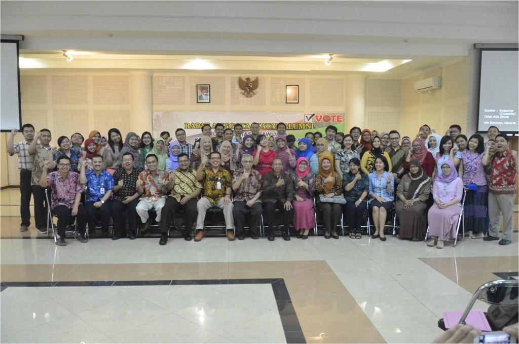 rapat anggota IKA-FKUB