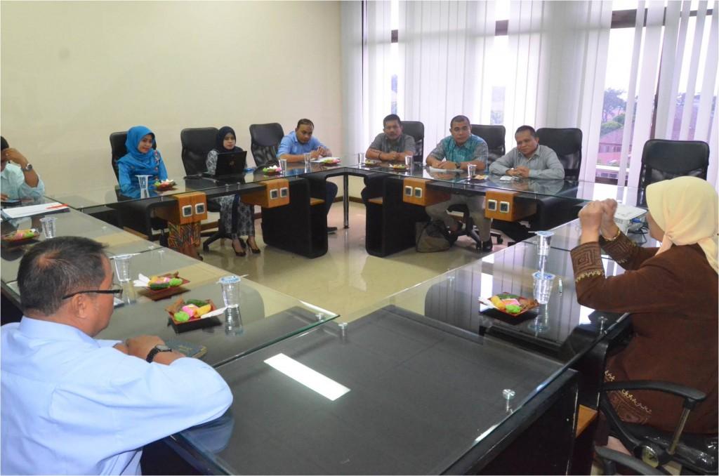 kunjungan fk Unsyiah Aceh