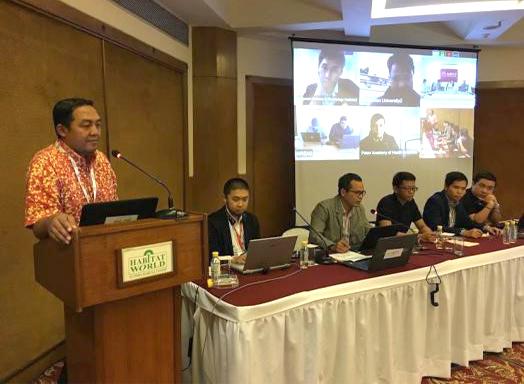 Tunggul Laksono, A.Md. sebagai peserta a pada acara Asia Pasific Advanced